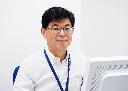 代表取締役社長 茨木 敏