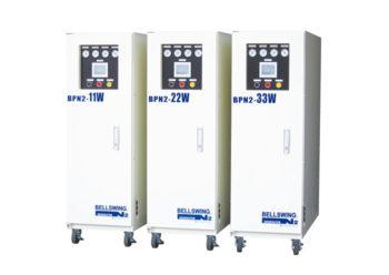 小型-PSA式窒素ガス発生装置「BPN2タイプ」