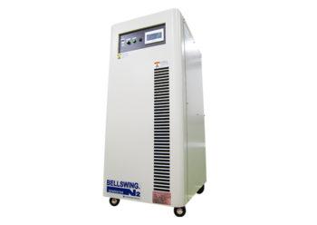 KCN型オイルフリーコンプレッサー搭載型-窒素ガス発生装置