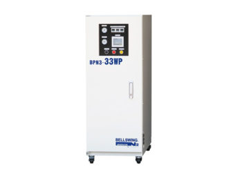 最新小型-PSA式窒素ガス発生装置「BPN3タイプ」