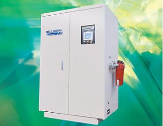 レーザー加工機用PSA式窒素ガス供給システム