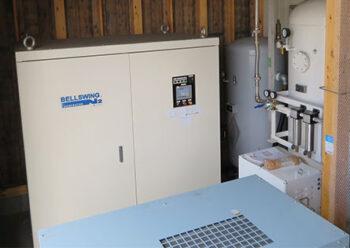 レーザー加工機向けN2-PSAの紹介